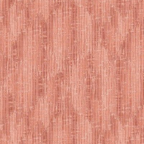 Coral Ikat