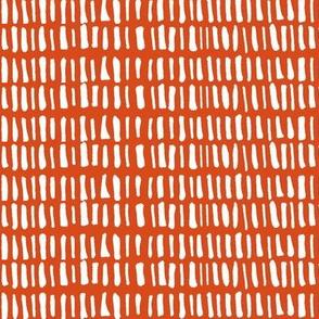 driftwood sticks in Orangey