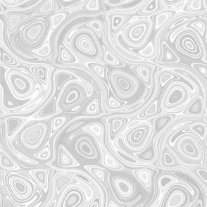 geode white marble