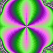 Fractal art - Ameoba