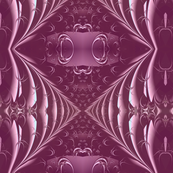 Fractal art - Alien Arches