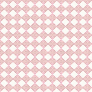 Pink and White Squares