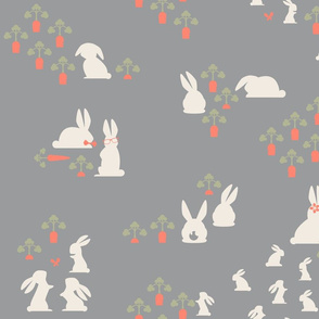 Bunny Family - Rabbit relatives COLLECTION