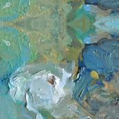 Paint Pallet - Blue