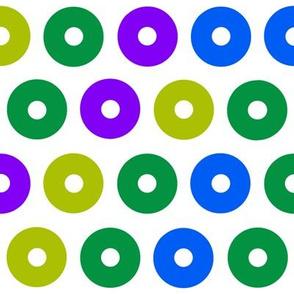 Green Purple Zeros