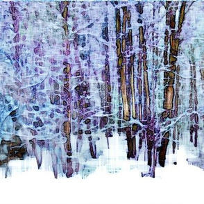 violet woods