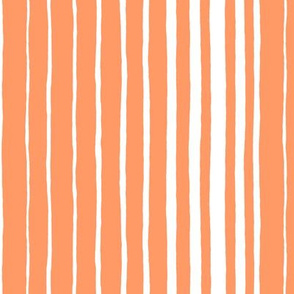 Blossom: Peach Striped
