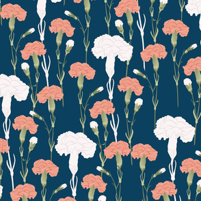 peachey_carnations_blue