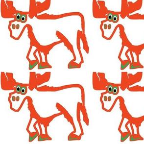 Moose (centered)