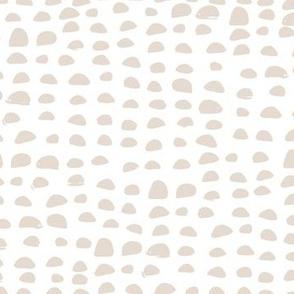 Pebbles in grey