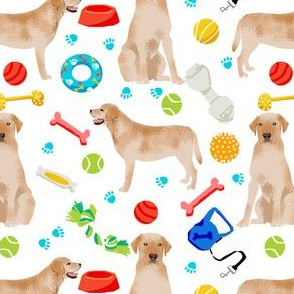 Yellow Labrador, yellow lab, toys, toy dog toys, cute pet dog, preppy dog, best cute dogs