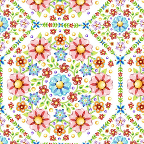 Millefiori Floral