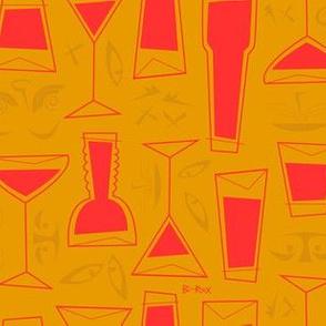 Glassware YELLOW