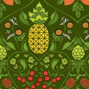 Summer Fruit Forest