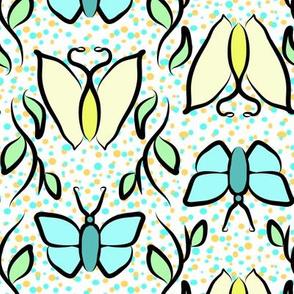 Butterfly Columns