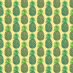 watercolor_pineapple_yellow_4x4