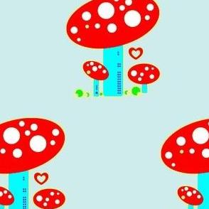 Mushroom fun