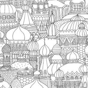 Delightful Domes - Black