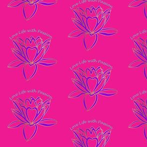 Melita's Lotus Heart