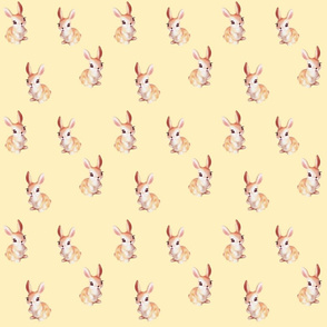 Bunny_Scatter_pastel_yellow