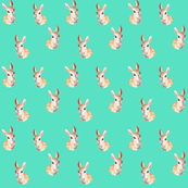 Bunny_Scatter_Turquoise