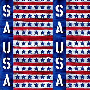 Patriotic_American_Flag_VII