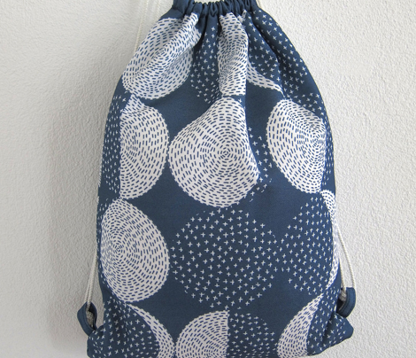 Moon Phases Gym Sack