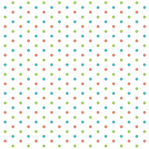 Polka Dots - Lotte's Cats Coordinate