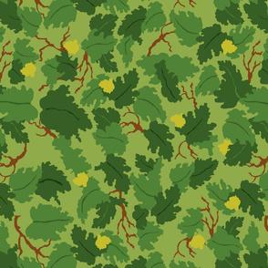 American Leaf Green Camo