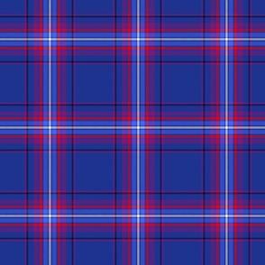 Scottish American tartan