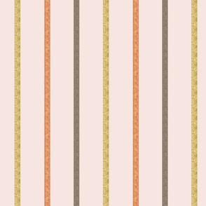 Pink Co-ordinating Stripe