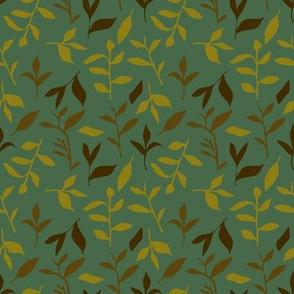 Tea Leaf Scatter (forest)