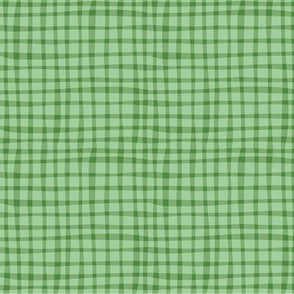 BZB perfect gingham green