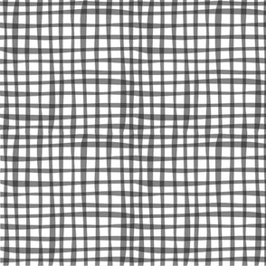 BZB perfect gingham black