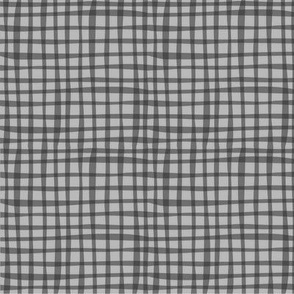 BZB perfect gingham darkgray