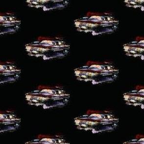 Supernatural Baby Impala Watercolor