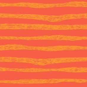 BZB Stripe Orange combo