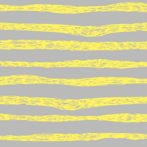 BZB stripe sunshine gray