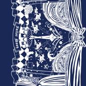 Moonlight Circus - Navy