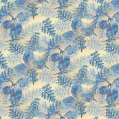 bluey leaves