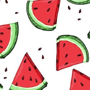 Wonky Watermelon