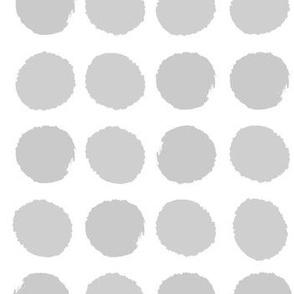dots grey nursery simple grey dots gray dots kids baby cute