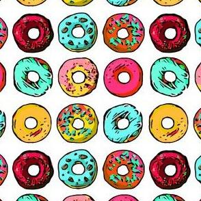 Donuts, Yum!