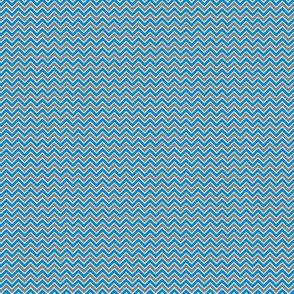 Chevron - Blue Gray