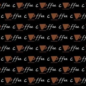 Cup of coffee - chocolate velvet