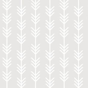Arrow Stripes // Pantone 169-1