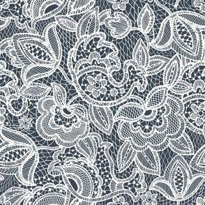 Lace // Pantone 174-15