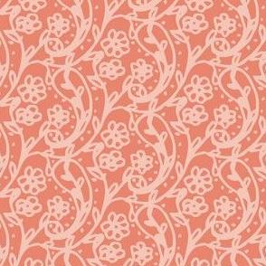 Sweet Paisley Pink