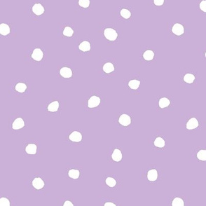 Alexa's Dots Four, in Violet 2