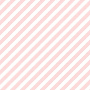 Blush Diagonal